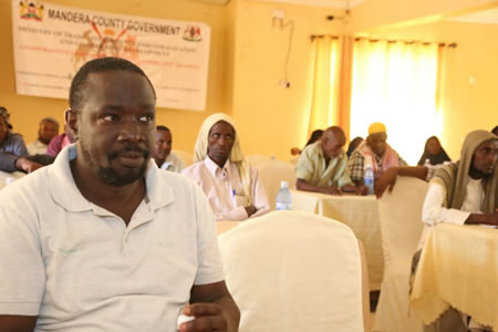 Cooperative Leadership training Mandera