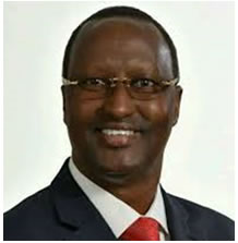 Isiolo County  H.E MOHAMED KUTI, EGH