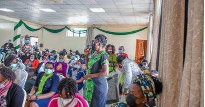 CSW MASHINANI EMPOWERS WOMEN ON LEADERSHIP AND GOVERNANCE
