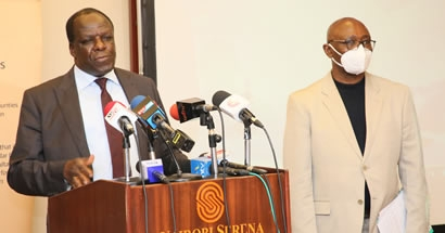 GOVERNORS ROOT FOR STRUCTURED DIALOGUE ON HEALTH STRIKE