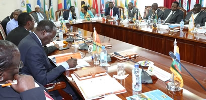 COUNCIL OF GOVERNORS PRE-SUMMIT MEETING