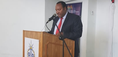CoG leads in implementing New Urban Agenda in Counties