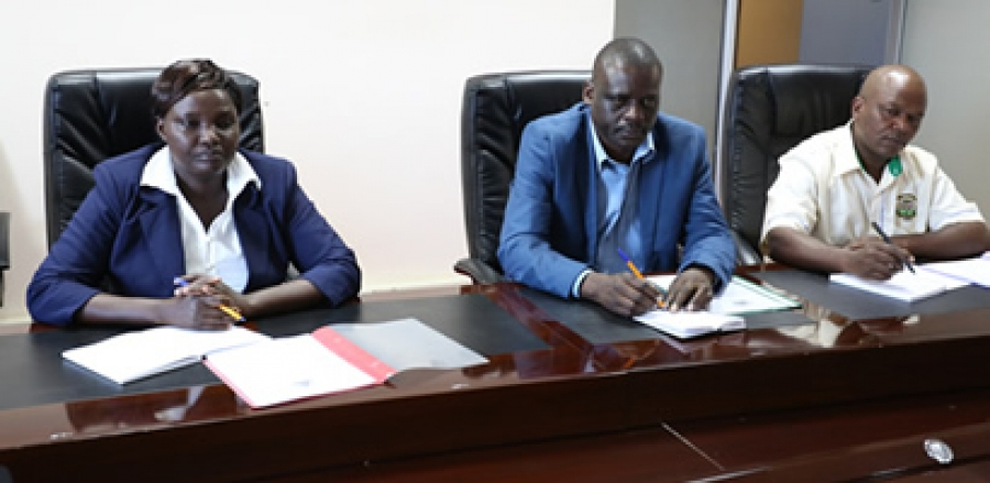 Joint Agriculture Sector Consultation and Cooperation Mechanism (JASCOM) inducts new staff