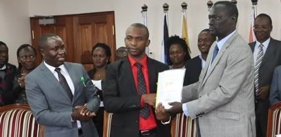 COUNTY GOVERNMENTS SIGN RECOGNITION AGREEMENTS WITH KENYA UNION OF CLINICAL OFFICERS (KUCO)