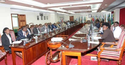 COG UNDYING SUPPORT TO COUNTIES