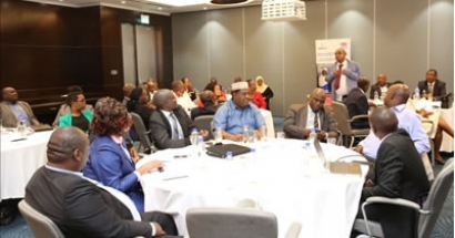 CONSULTATIVE FORUM ON THE COMPETENCY BASED CURRICULUM AND THE VOCATIONAL TRAINING CENTRES CONDITIONAL GRANTS GUIDELINES.