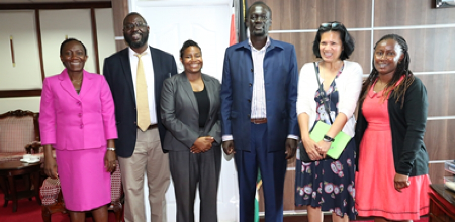 PEPFAR SEEKS FUTURE PARTNERSHIPS WITH COUNCIL OF GOVERNORS