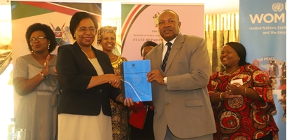 ANOTHER MILESTONE TOWARDS GENDER EQUALITY AND WOMEN EMPOWERMENT