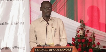 Council of Governors Elect New Leadership